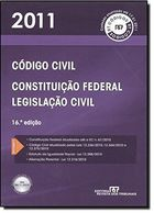 Codigo Civil: Constituicao Federal, Legislacao Civil