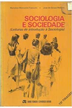 Sociologia e Sociedade - Leituras de Introdução à Sociologia