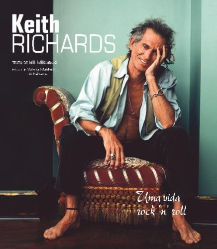 Keith Richards - uma Vida Rockn Roll