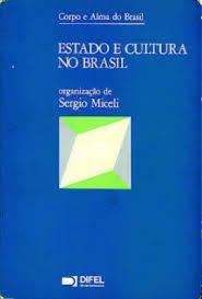 Estado e Cultura no Brasil