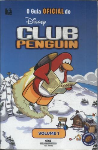 Club Penguin - o Guia Oficial do Club Penguin Vol 1