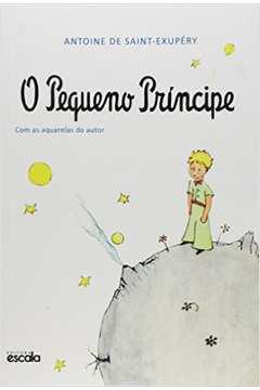 O Pequeno Principe # Com as Aquarelas do Autor