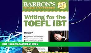 Busca ibt estante virtual barrons writing for the toefl ibt com cd fandeluxe Choice Image