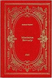 Madame Bovary de Gustave Flaubert pela Abril (1970)