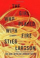 The Girl Who Played With Fire (capadura)
