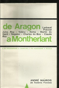 De Aragon a Montherlant - e de Shakespeare a Churchill e de Montaig...