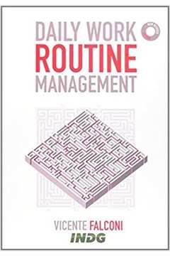 Daily Work Routine Management