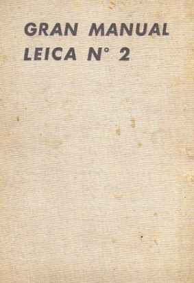 Gran Manual Leica Nº 2