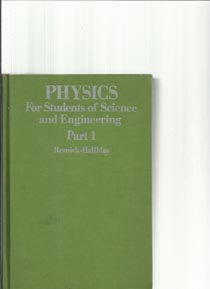 Physics For Students of Science and Engineering- Parte I