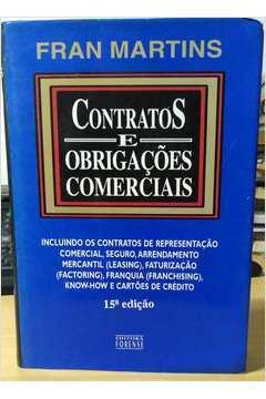 Contratos e Obrigações Comerciais