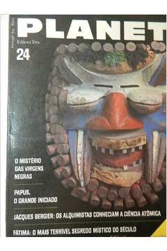 Revista Planeta N. 24 Agosto 1974