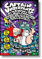 Captain Underpants 3 and the Invasion of the Incredibly Naughty
