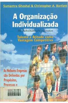 A Organização Individualizada