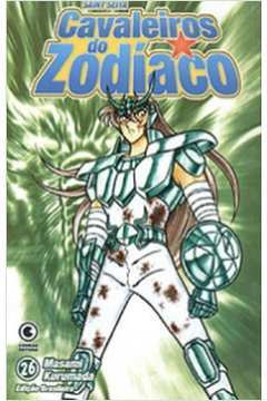 Cavaleiros do Zodíaco Vol 26 Ediçao Brasileira