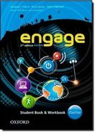 Engage Starter: Student Book and Workbook With Multirom