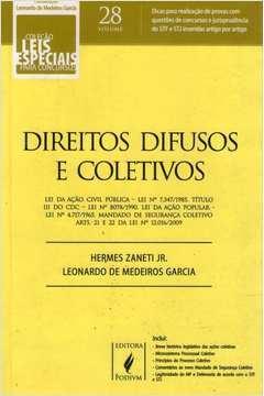 Direitos Difusos e Coletivos - Volume 28