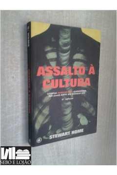 Assalto à Cultura