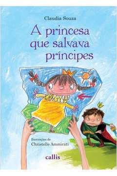 A Princesa Que Salvava Principes
