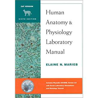 Busca marieb estante virtual human anatomy and physiology lab manual cat version with physioex fandeluxe Gallery