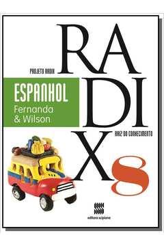 Projeto Radix Espanhol 8° Ano