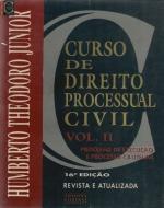 Curso de Direito Processual Civil Volume 3 - Procedimentos Especiais