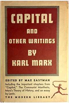 Capital:the Communist Manifesto and Other Writings