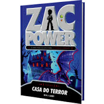 Zac Power - Casa do Terror