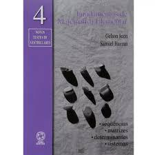 Fundamentos de Matemática Elementar - Vol 4 - Sequências, MatrizesD determinantes, Sistemas