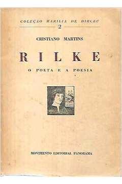 Rilke: o Poeta e a Poesia