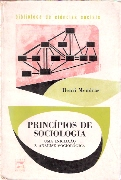 Princípios de Sociologia - uma Iniciação à Análise Sociológica