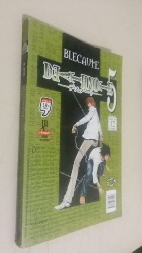 Death Note - Nº 5 - Blecaute