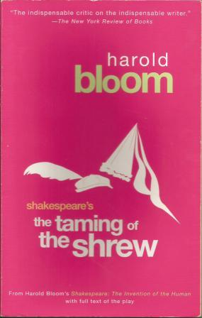 The Taming of the Sherew - Shakespeares