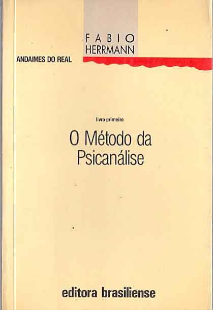 Andaimes do Real - o Método da Psicanálise