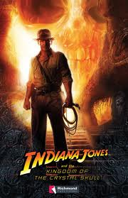 Indiana Jones End the Kingoom of the Crystal Skull