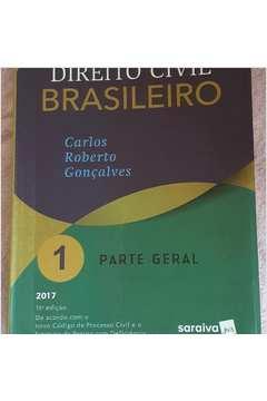 Direito Civil Brasileiro 1 Parte Geral 16 Edição