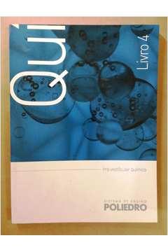 Pré-vestibular Química Livro 4