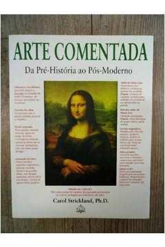 livro arte comentada carol strickland