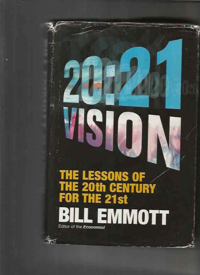 20:21 Vision the Lessons the 20th Century For the 21 St