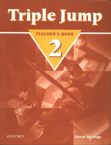 Triple Jump 2  Teachers Book