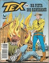 Tex 296 - na Pista dos Renegados