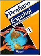 Prefiero Español 1 sem Cd