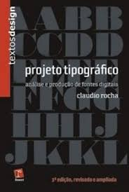 Projeto Tipográfico, Análise e Produção de Fontes Digitais