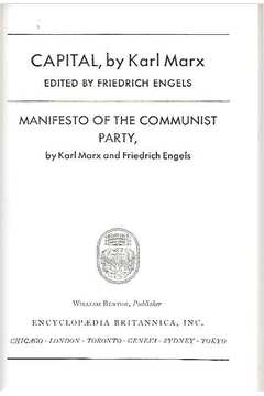 Capital/ Manifesto of the Communist Party - Nº 50