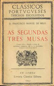 As Segundas Três Musas - Francisco Manuel de Melo