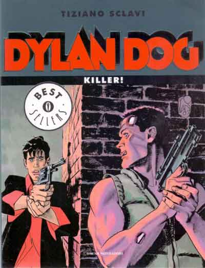 Dylan Dog - Killer!