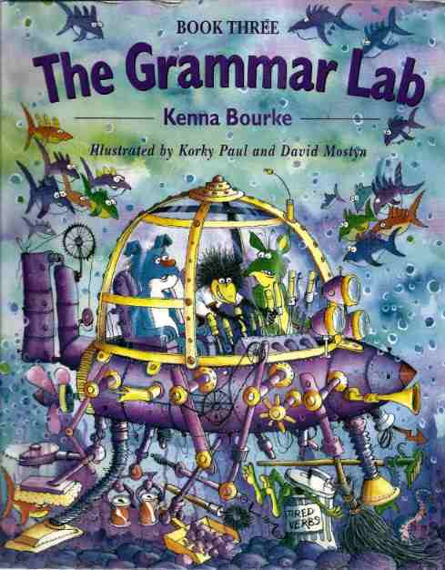 The Grammar Lab - Book Three