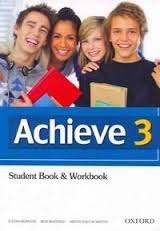 Achieve 3 - Students Book & Workbook