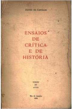 Ensaios de Crítica e de História
