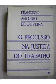 O Processo na Justiça do Trabalho