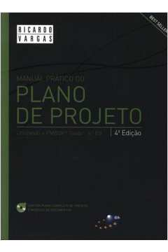Manual Prático do Plano de Projetos C/ Cd
